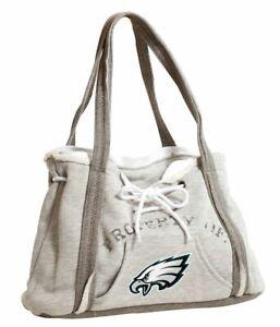 Ladies Embroidered Hoodie Purse Handbag - Philadelphia Eagles - NFL