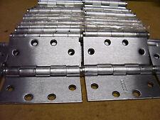 """42 Lot McKinney MacPro Five Knuckle Standard Weight Steel Door Hinges 4 1/2"""""""