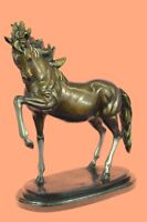 Marius Real Bronze Sculpture Limited Edition of Horse Handcrafted Hot Cast GIFT