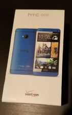 HTC one 4G Blue