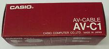 Casio AV-C1 Av Cable