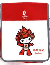 Beijing China Olympics 2008 Bag Kids Back Pack Huanhuan New With Tags