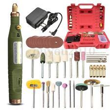 AC100-240V 18V Electric Dremel Rotary Power Tool Variable Speed Mini Drill HOT