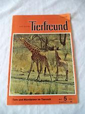 Der kleine Tierfreund - Heft 5 Mai 1973