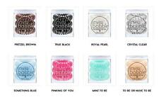Invisibobble ORIGINAL Traceless Hair Ring - 3 per pack choice of colours