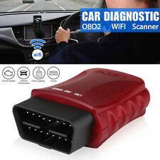 Automotive WiFi OBD2 Car Check Diagnostic Scanner Code Reader Engine Fault Tool