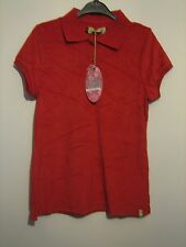 5 ( NEW WITH TAGS ) A LOVELY RED WOMBAT SHORT SLEEVE T-SHIRT SIZE MEDIUM