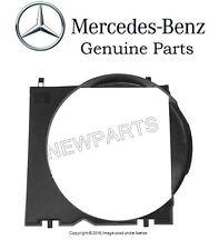 Mercedes W210 E420 Fan Shroud - Between Radiator and Engine Genuine 2105050455