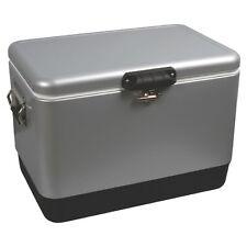 Coleman 54 Quart Grey Belted Cooler