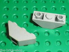 2x LEGO MdStone slope brick 2341 / set 5378 6753 10214 75144 75172 75055 7961...
