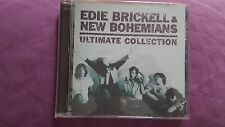 EDIE BRICKELL & NEW BOHEMIANS - ULTIMATE COLLECTION. CD