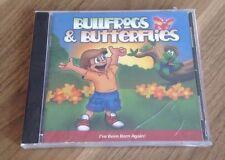 I've Been Born Again Bullfrogs & Butterflies Christian Children's CD New Sealed