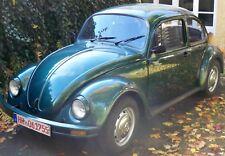 VW Käfer 1600i 49000 KM original Zustand Erstlack ungeschweißt Motor 180 Km