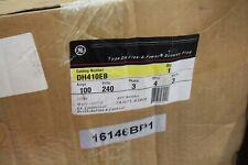 New Ge Busway Plug Flex-A-Power Dh410Eb 100A 240V 3Ph