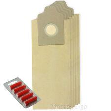 DEODORANTI 5 x EARLEX COMBIVAC ASPIRAPOLVERE FILTRO HOOVER Sacchetto di carta
