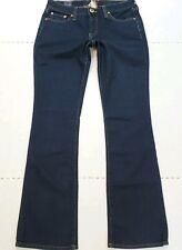 Women Lucky Brand Lola Boot Cut Regular Inseam Low Rise RINGSPUN Jeans 6/28 W30