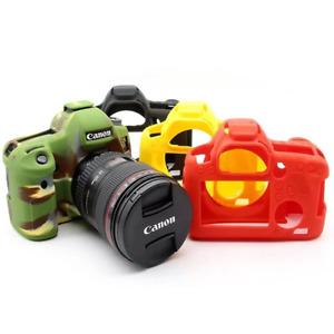 Silicone Camera Case Cover for Canon 6D/70D/77D/80D/650D/700D/5D3 5DS 5DR/5DMark
