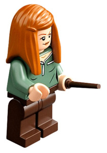 LEGO Harry Potter 75980 - Ginny Weasley GENUINE Minifigure Figure!