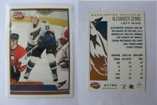 2003-04 Pacific Complete #541 Semin Alexander 67/99 RED RC  capitals