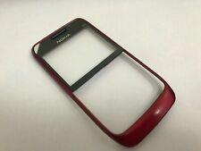 New original Nokia E63 A-cover (front cover), Nokia part number 0253373, Ruby