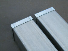 GALVANISED STEEL POSTS ,  FOR FENCING , GATES , EXT