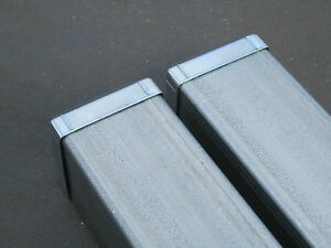 BRAND NEW GALVANISED STEEL POSTS ,  FOR  FENCING , GATES , EXT