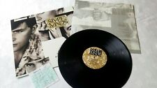 Simple Minds Vinyl LP 'Once Upon A Time' Plus Rare 1986 Wembley Arena Ticket