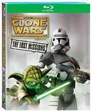 Star Wars: The Clone Wars Series Season 6 Lost Missions Complete Box/BluRay Set
