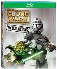 Star Wars: The Clone Wars Series Season 6 Lost Missions Complete Box/BluRay Set