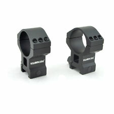 Visionking rifle scope mount rings 35 Tube .223 .308 .50 cal 21mm picatinny