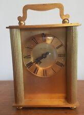 HOUR LAVIGNE n2 : Horloge en Bronze dorée