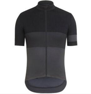 Rapha Tricolour Jersey Short Sleeve Grey Size Medium BNWT