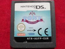 PONY FRIENDS NINTENDO DS PONY FRIENDS DSI DS LITE 3DS