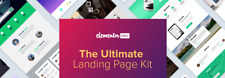 Elementor PRO Elementorism 40+ Landing Pages - Latest 2020
