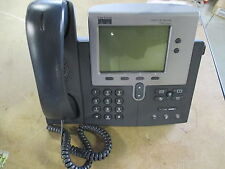 Cisco CP-7940G 7940G VoIP IP Unified Phone Telephone Telefoon Telefon Handset