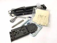 New Genuine Mercedes B-Class W245 Tool Kit Jack Wheel Wrench Shims B66850789 OEM