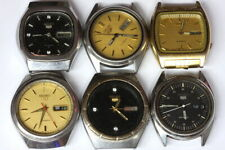 Lot of Seiko 7009 automatic mens watches for parts - Nr. 138736