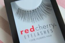 Red Cherry SIMONE #118 falsche unechte Echthaar-Wimpern Wimpernverlängerung
