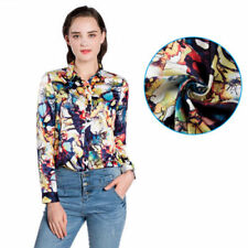 Polyester Career Floral Tops & Blouses for Women