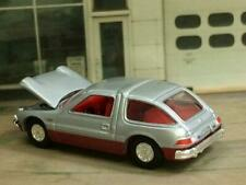 1977 77 AMC Pacer (THE FISH BOWL) Economy Coupe 1/64 Scale Limited Edition U13