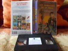 VHS (SECAM) Les Diablesses de la Moto (Burry me Angel) de Barabra Peeters (1972)