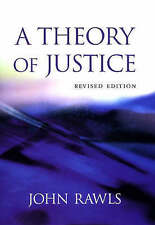 A Theory of Justice Rev (Paper) (Belknap), Good Condition Book, Rawls, John, ISB
