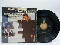 Japan EP Record PAUL MCCARTNEY Ebony And Ivory Toshiba 863
