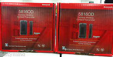 """Brand New """"2""""  Honeywell 5816OD Outdoor Wireless Residential/Commercial Contacts"""