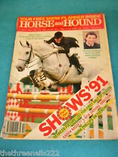 HORSE and HOUND - MARK PHILLIPS ON EVENTING - MARCH 7 1991