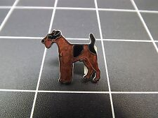 "Brand New Lapel Pin Favorite Dog ""Lakeland Terrier"" Enameled Lifetime Guarantee"