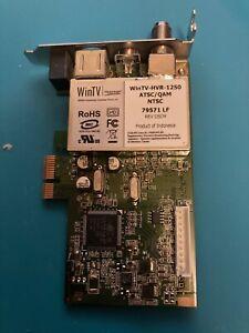 Hauppauge 1187 WINTV-HVR-1250 MC Board TV Tuner Card 79571 LF