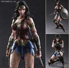 """Wonder Woman Diana Prince Figura de acción Juguete con la caja 11"""""""