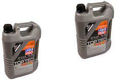 10Liters Liqui Moly TOP TEC 4200  5w30 Synthetic Engine Motor Oil for Volkswagen
