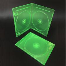 2x Remplacement Double CD DVD Jeu Boxes Boite Etui Cases Pr Microsoft Xbox One 1